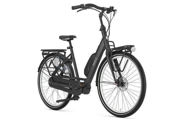 Bloom C380 schwarz, Gazelle, Fahrrad Walter