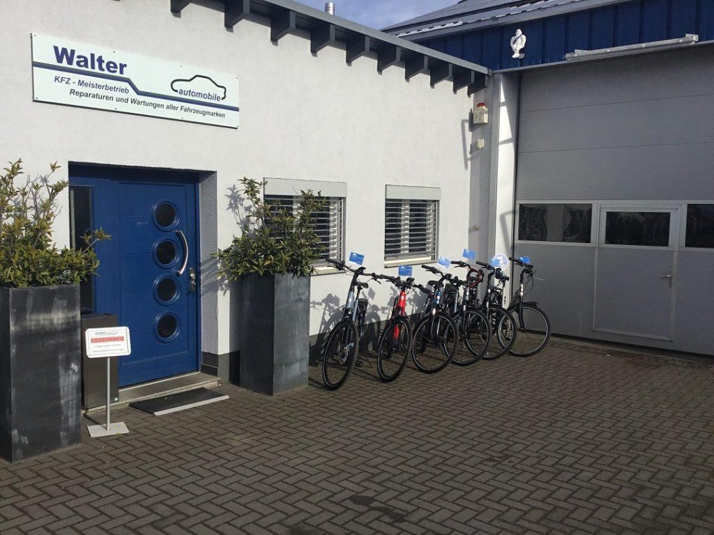 Fahrrad Walter Kelkheim