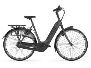 Grenoble, Gazelle, E-Bike, Fahrrad, Fahrrad Walter