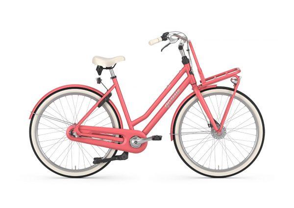 Miss Grace, Gazelle, Fahrrad, Fahrrad-Walter