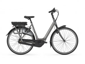 Orange, Gazelle, E-Bike, Fahrrad, Fahrrad Walter