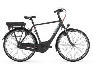 Paris C7 E-Bike Black, Gazelle, Fahrrad Walter
