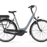 Paris, Gazelle, E-Bike, Fahrrad, Fahrrad Walter